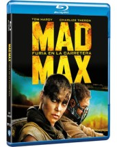 Mad Max: Furia en la Carretera Blu-ray