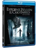 Expediente Warren: El Caso Enfield (The Conjuring) Blu-ray