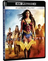 Wonder Woman Ultra HD Blu-ray