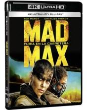 Mad Max: Furia en la Carretera Ultra HD Blu-ray