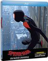 Spider-Man: Un Nuevo Universo - Edición Metálica Blu-ray