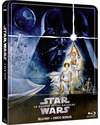 Star Wars: La Guerra de las Galaxias - Edición Metálica Blu-ray