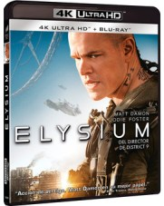 Elysium Ultra HD Blu-ray