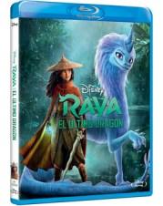 Raya y el Último Dragón Blu-ray