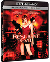 Resident Evil Ultra HD Blu-ray