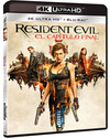 Resident Evil: El Capítulo Final Ultra HD Blu-ray