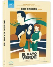 El Rayo Verde Blu-ray