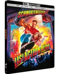 El Último Gran Héroe - Edición Metálica Ultra HD Blu-ray