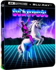 Deadpool - Edición Metálica Lenticular Ultra HD Blu-ray