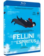 Fellini de los Espíritus Blu-ray