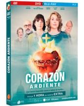 Corazón Ardiente Blu-ray