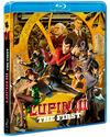 Lupin III: The First Blu-ray