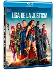 Liga de la Justicia Blu-ray