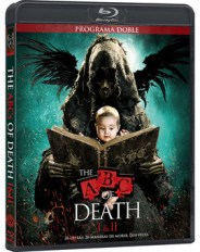 The ABCs of Death I y II Blu-ray