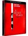 Un Lugar Tranquilo 2 - Edición Metálica Ultra HD Blu-ray