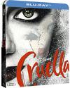 Cruella - Edición Metálica Blu-ray