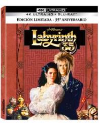 Dentro del Laberinto - Edición 35º Aniversario Ultra HD Blu-ray