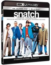 Snatch: Cerdos y Diamantes Ultra HD Blu-ray