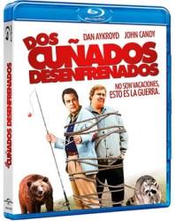 Dos Cuñados Desenfrenados Blu-ray