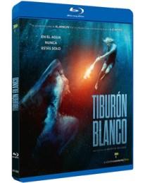 Tiburón Blanco Blu-ray