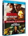 Pack Jack Reacher + Jack Reacher: Nunca Vuelvas Atrás Blu-ray