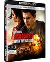 Jack Reacher: Nunca Vuelvas Atrás Ultra HD Blu-ray