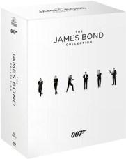 Colección James Bond (24 Películas) Blu-ray