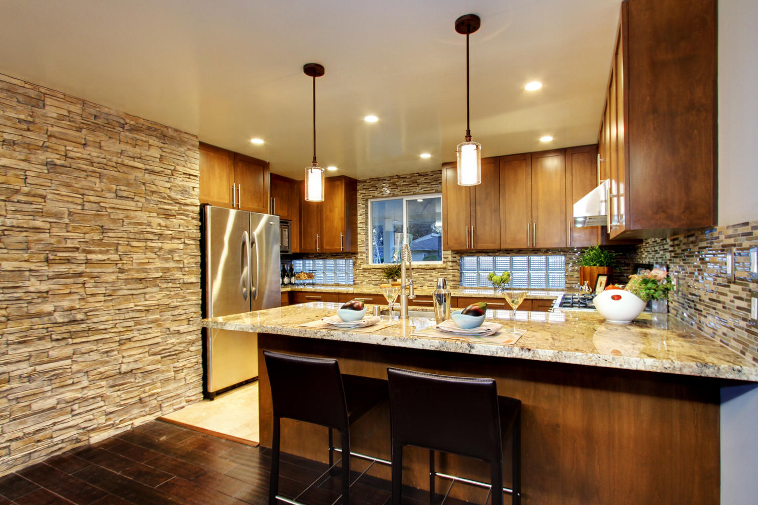 Mid Century Modern Updated Kitchen Much Ado About Kitchens