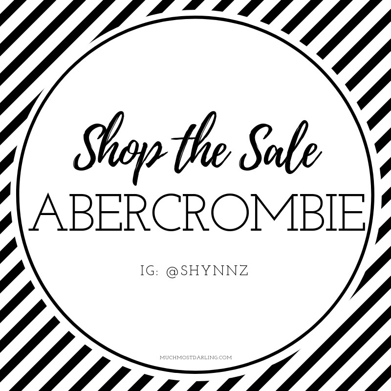 Abercrombie Sale: Take an extra 60% off!
