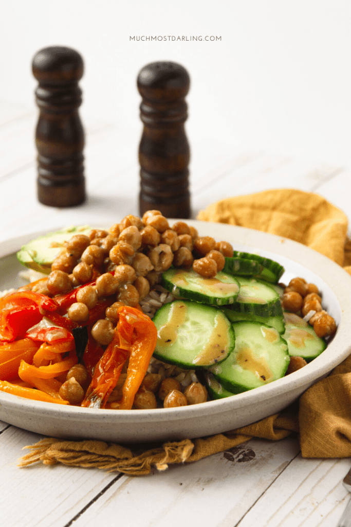Protein Power Bowls