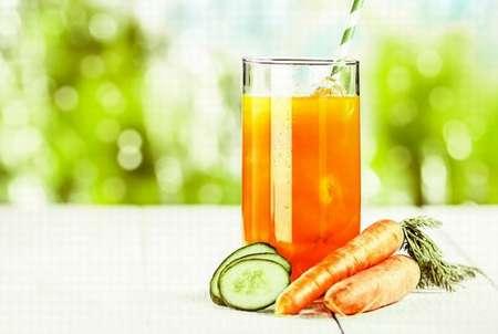 zanahoria y pepino
