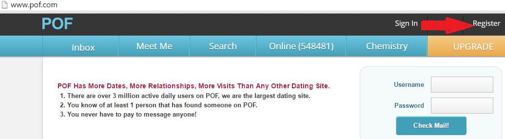 Plentyoffish login problems plentyoffish dating