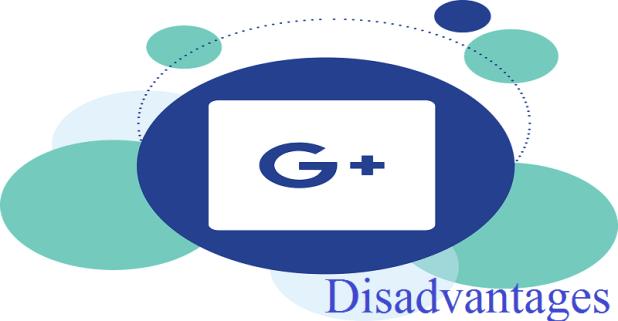 Disadvantages-of-Google-Plus