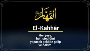 Etkili Kahır Duası