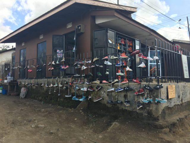 Local Shoe Shop