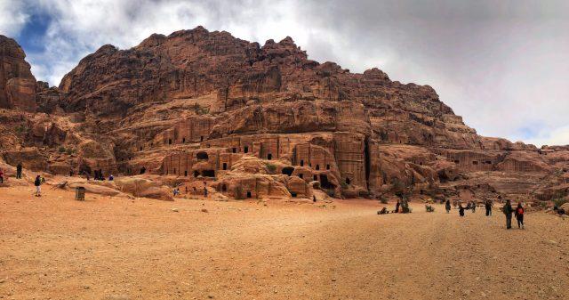 Visiting Petra: Site