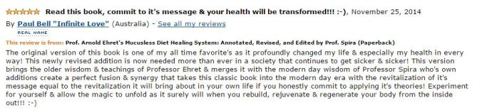 Paul Bell Amazon Review