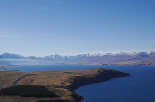 lake tekapo nova zelandia