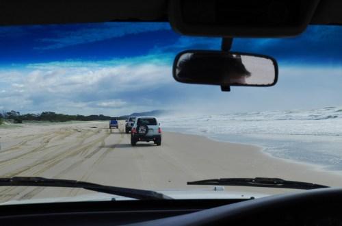 viajar na austrália costa este