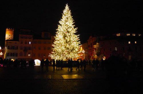 trento natal italia christmas