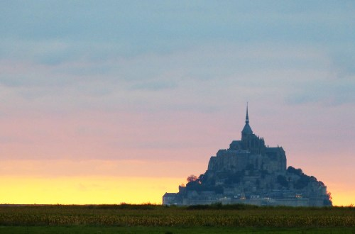 mont saint michel normandia