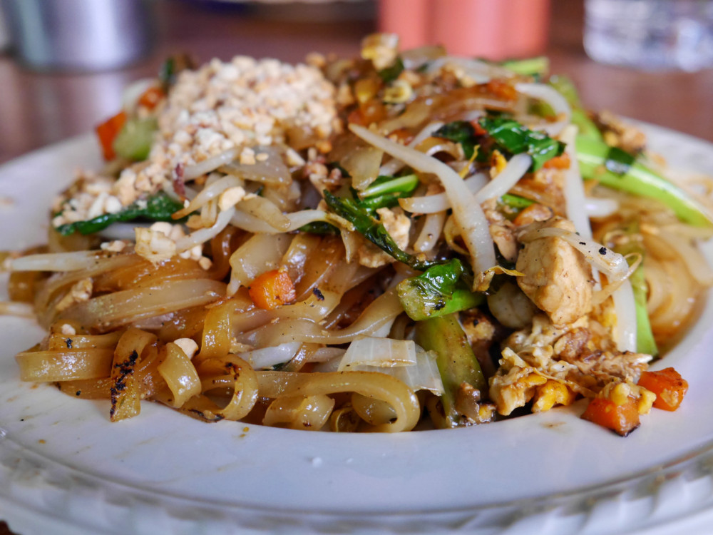 pad thai tailandia comida