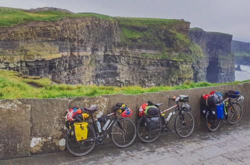 viajar de bicicleta europa africa
