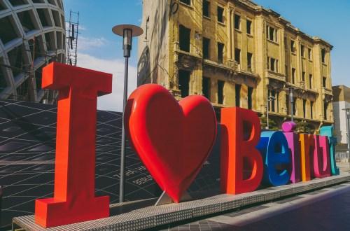 Visitar Beirut no Líbano