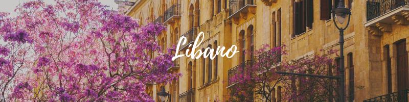 viajar libano