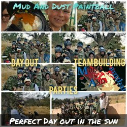 collage emphasising teambuilding and fun