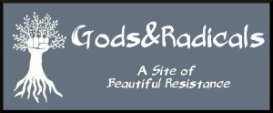 Gods and Radicals: A Site of Beautiful Resistance logo