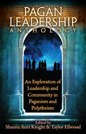 "Cover of ""Pagan Leadership Anthology"""