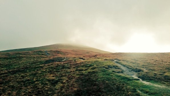 Moel Eilio from half way up, ish.