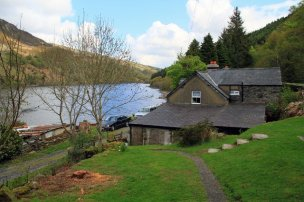 Llyn Crafnant Cafe